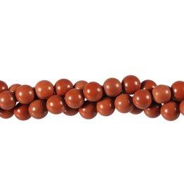 Dolomiet kralen rond 8 mm (snoer van 40 cm)