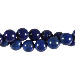Lapis lazuli kralen A-kwaliteit rond 12 mm (snoer van 40 cm)