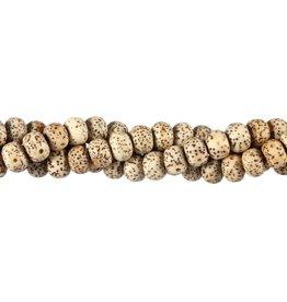 Lotus (wit) zaden kralen (20 stuks)