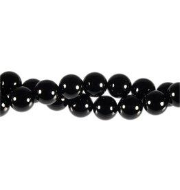 Onyx kralen rond 10 mm (streng van 40 cm)