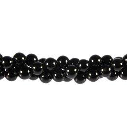 Onyx kralen rond 8 mm (streng van 40 cm)