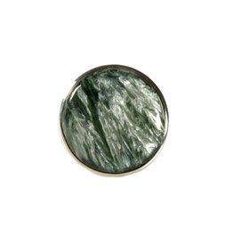 Zilveren ring serafiniet maat 17 3/4 | rond 2,4 cm