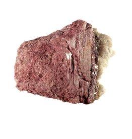 Toermalijn (roze) met lepidoliet cluster 11,5 x 1 x 5,5 cm / 838 gram