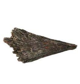 Kyaniet (zwart) ruw 10 - 25 gram