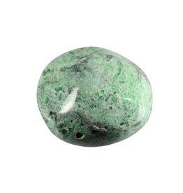 Varisciet steen getrommeld 10 - 15 gram