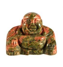 Unakiet boeddha 4 cm