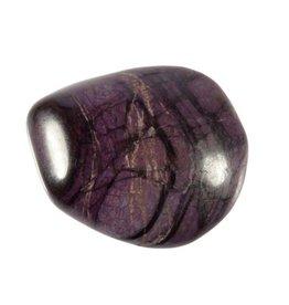 Sugiliet steen getrommeld 20 - 40 gram
