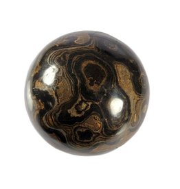 Stromatoliet edelsteen bol 68 mm