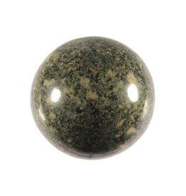 Stonehenge (Preseli) bluestone edelsteen bol 61 mm