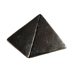 Shungiet edelsteen piramide 4 cm