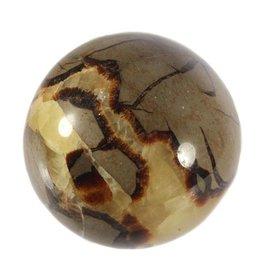 Septarie edelsteen bol 70 mm