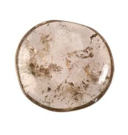 Rookkwarts steen plat gepolijst