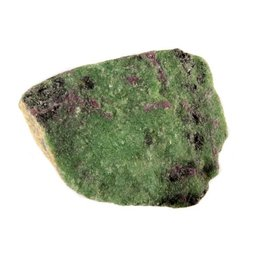 Robijn in zoisiet ruw 10 - 25 gram