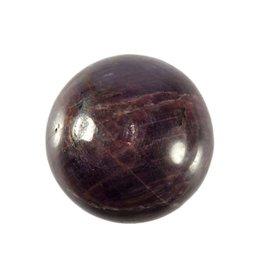 Robijn edelsteen bol 28,1 mm