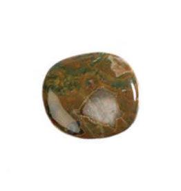 Rhyoliet steen plat gepolijst