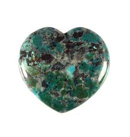 Quantum quattro edelsteen hart 4 cm