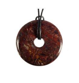 Pietersiet hanger donut 4 cm