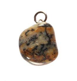 Opaal (dendriet) hanger