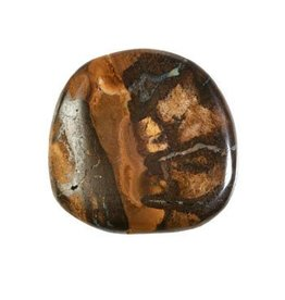 Opaal (Boulder) steen plat gepolijst