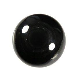 Obsidiaan (regenboog) edelsteen bol B-kwaliteit 70 mm