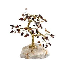 Mookaiet edelsteen boompje