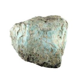 Larimar ruw 5,5 x 5,2 x 3,6 cm / 122 gram