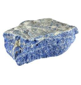 Lapis lazuli ruw 9,5 x 5,5 x 3 cm / 290 gram