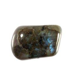Labradoriet steen getrommeld 10 - 15 gram