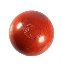 Jaspis (rood) edelsteen bol 40 mm