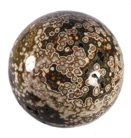 Jaspis (oceaan) edelsteen bol 80 mm