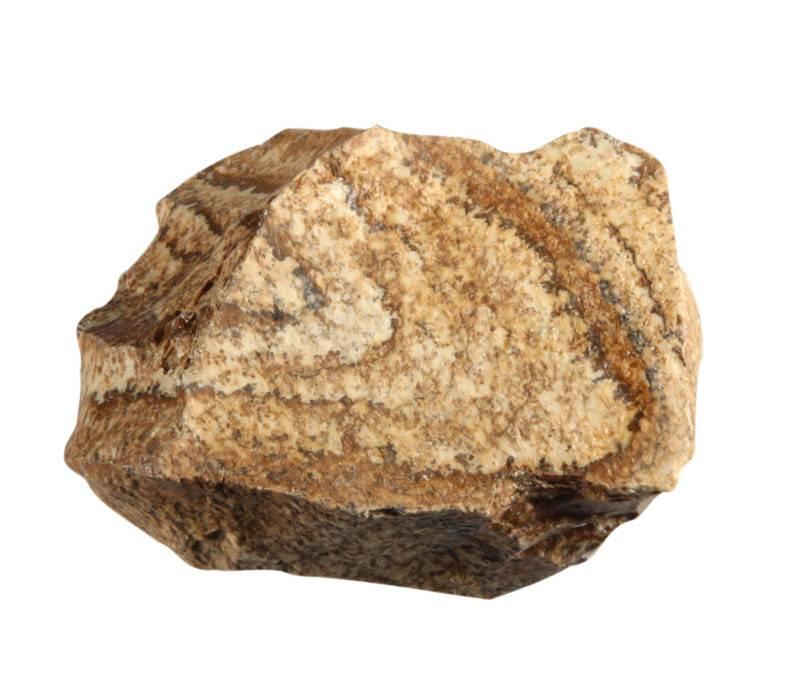 Jaspis (landschap) ruw 50 - 100 gram