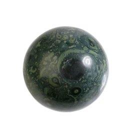 Jaspis (kambaba) edelsteen bol 50 mm