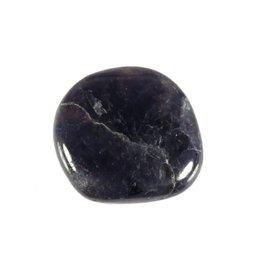 Ioliet steen getrommeld 10 - 15 gram