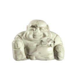 Howliet boeddha 4 cm