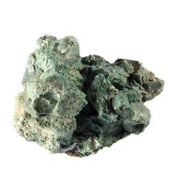 Heulandiet (groen) ruw 9 x 6,5 x 7 cm / 257 gram