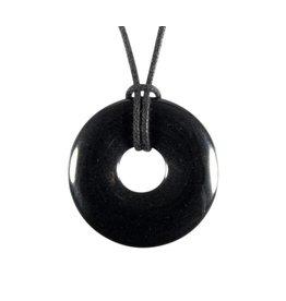 Hematiet hanger donut 3 cm