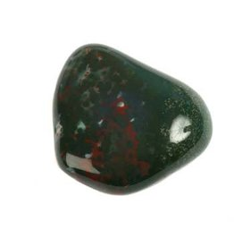 Heliotroop steen getrommeld 15 - 20 gram