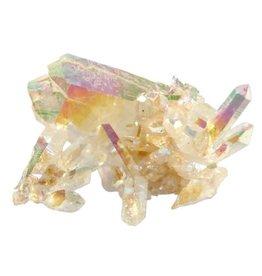 Angel aura (golden healer) cluster 5 x 4,3 x 2,5 cm / 35,7 gram