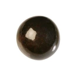 Granaat edelsteen bol 44,5 - 48,5 mm