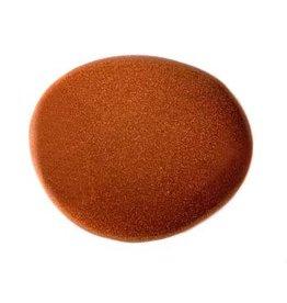 Goudsteen (rood) steen plat gepolijst