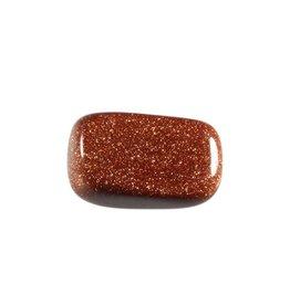 Goudsteen (rood) steen getrommeld 5 - 10 gram