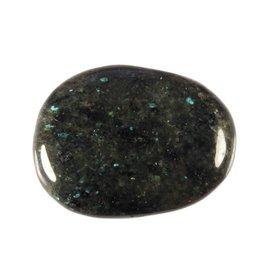 Galaxyiet steen plat gepolijst