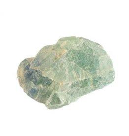 Fluoriet (groen) ruw 25 - 50 gram
