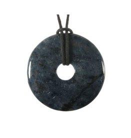 Dumortieriet hanger donut 4 cm