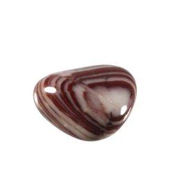 Dolomiet steen getrommeld 5 - 10 gram