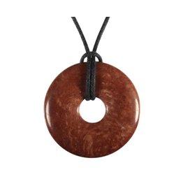 Dolomiet hanger donut 3 cm