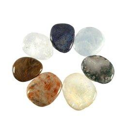 Chakra stenen set ontspannend