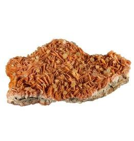 Cerussiet met bariet cluster 14,5 x 9,5 x 4 cm / 941 gram