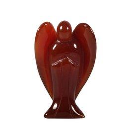 Carneool engel 7,5 cm
