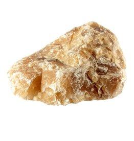 Calciet (honing) ruw 11 x 7,5 x 4 cm / 527 gram